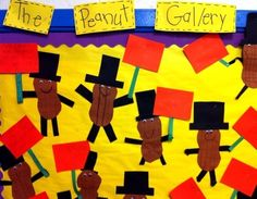 Nuts About George Washington Carver! | Black History Month Bulletin Board
