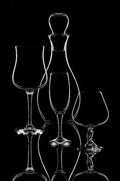Amazing glassware Photography
