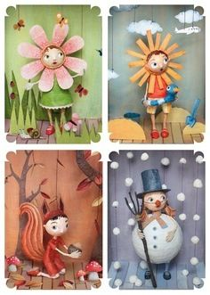 Barn Wood Crafts, Wire Crafts, Paper Crafts, Paper Dolls, Art Dolls, Easy Homemade Face Masks, Paper Train, Creation Deco, Paperclay