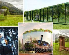 Итоги 2014: Зеркальная архитектура