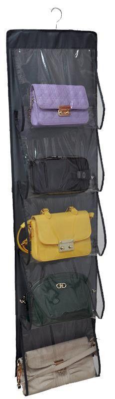 Handbag Closet Organizer