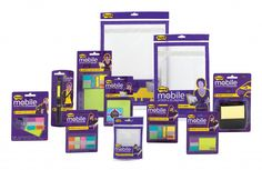 Post-it Mobile Products. #backtoschool #bts
