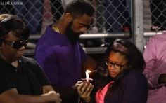 Olympic runner Tyson Gay pleads for an end to gun violence at... - http://news.abafu.net/world-news/olympic-runner-tyson-gay-pleads-for-an-end-to-gun-violence-at