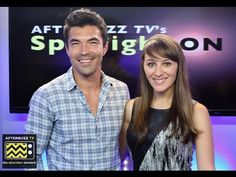 Ian Anthony Dale Interview | AfterBuzz TV's Spotlight On
