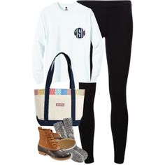 hmmm... I think I might have to find me a white long sleeve tee and get the monogram lady to work again.