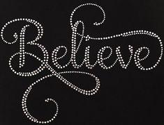 Believe Swirls