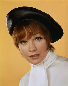 Shirley Maclaine (nuts in real life, but her characters are amazing..maybe that's why)