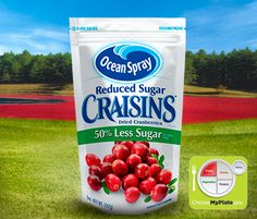 Best Ocean Spray Craisins Infused With Pomegranate Recipe ...
