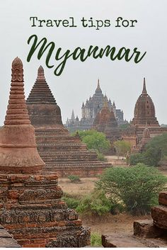 What to take into account when traveling to Myanmar! Follow us for more blog posts on this beautiful country!