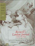 Boswell's London Journal, 1762-1763 by…
