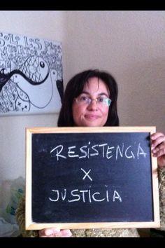 """""""En ATD Cuarto Mundo somos testigos del resistir de los más pobres mientras juntos buscamos Justicia"""" - Hontanares World, Righteousness, Room"""