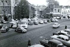 Oude Markt Enschede (jaartal: 1960 tot 1970) - Foto's SERC