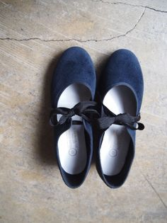 CAT WORTH (Catworth) Star Tap shoe Velvet [Navy] - Simple and comfortable clothes mail order Sock Shoes, Shoe Boots, Sensible Shoes, Comfortable Clothes, Tap Dance, Punk Fashion, Back To Black, Tap Shoes, Dancing