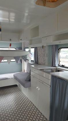 Caravan, gepimpt, alles nieuw.