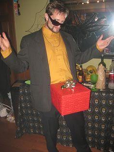 D*ck in a Box | SNL Halloween | #SNLoween