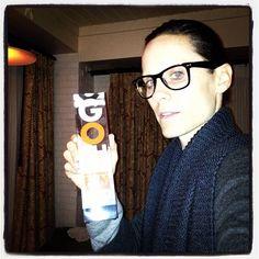 ARTIFACT WON! Here's me w/ the gotham AWARD. THX SO MUCH! http://instagram.com/p/ShGf1sTBSs/#