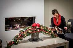 Zelf maken: kerst-guirlande