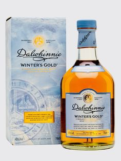 DALWHINNIE WINTER'S GOLD, Speyside