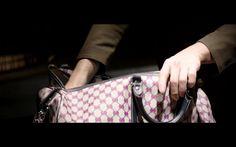 Gucci bag - The Interview (2014) Movie Scene