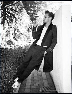 Cameron Dallas Rocks Cheeky Fashions for Seventh Man Cover Shoot - The Fashionisto