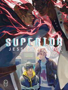 Superior  M/M  Genre: Superheroes; YA
