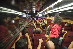 Spanish Music en Teatro Bus