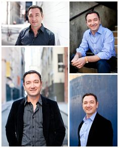 Not So Corporate Headshots for the guys. Photo by Portraits To The People. #headshot #photography #portrait #SanFrancisco #men