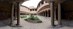 Rome - Santi Quattro Coronati cloister