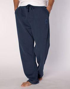 Talk about heaven Pajamas for Men Sleepwear Pajama Trousers Cotton Loose Pants Thermal Underwear Homme Pyjamas