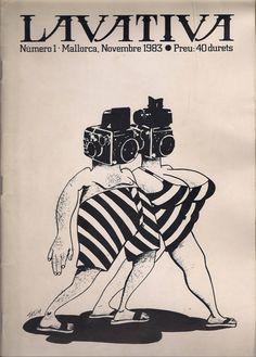 #FANZINE #LAVATIVA #MALLORCA #OCHENTAS #80's #CROWDFUNDING #VERKAMI - Lavativa num. 1 (Noviembre 1983) Editado en Es pes de sa palla y dirigido por Toni Rotger trataba de muchos y muy diversos temas culturales Portada mes Noviembre 1983 obra de Tatum - MallorcaNochentas Reinventando los 80s - CD 20 grupos rinden homenaje a 20 grupos de los Nochentas +INFO: www.mallorcanochentas.com  Campaña crowdfunding www.verkami.com/projects/3629