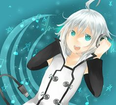 Vocaloid Piko, Hatsune Miku, Wei Wei, Singing, Anime, House, Home, Haus, Anime Music
