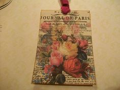 Victorian Days of Yesteryears Assorted Gift Tags/ by smtiffanylane