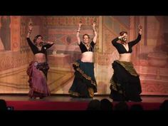 American Tribal Style belly dance. Fat Chance Belly Dance