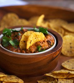 Chili cheese dip