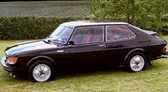 The original Saab Turbo. Quirky but cute.