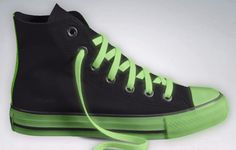 Converse Chuck Taylor Hi Canvas Glow!!!!!!!!!!!! omg i am getting a pair!