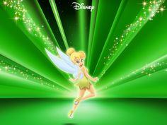 Tinkerbell - Disney's Peter Pan Wallpaper (30637386) - Fanpop