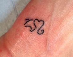 tiny elephant tattoo - Bing images