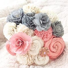 This beauty is one of the select wood bouquets that are 50% off…