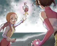 Digimon Adventure T. Digimon Seasons, Digimon Adventure 02, I Love Anime