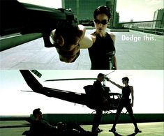 The Matrix. Keanu Charles Reeves, Keanu Reeves, Movie Gifs, Movie Tv, Best Movie Quotes, Film Quotes, The Matrix Movie, Matrix Reloaded, Carrie Anne Moss