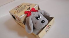 Pound Puppy - I loved the boxes they came in! My grandma got it for me! Childhood Memories 90s, Pound Puppies, I Remember When, Ol Days, Good Ol, You Are Awesome, Our Kids, Back In The Day, Vintage Toys