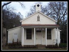 Oregon City Schoolhouse by swirey, via Flickr