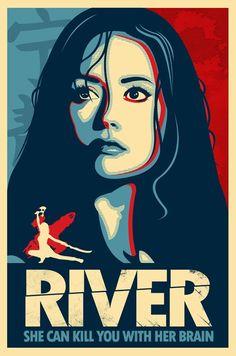 River Tam. I miss firefly!!