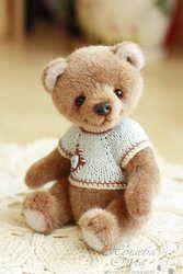 Olga Nechaeva - Artist Bears and Handmade Bears