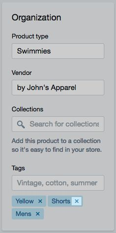 You can add or update information about a product such as its price, variants, and availability on the product details page.