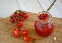Confettura di pomodorini canditi