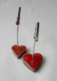 Herz-Fotohalter Heart, Hang In There