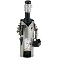 Wine Racks - Carpenter Wine Bottle Buddy ** You can get more details by clicking on the image.