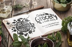 Grocery Rounded Font by DesignSomething on @creativemarket